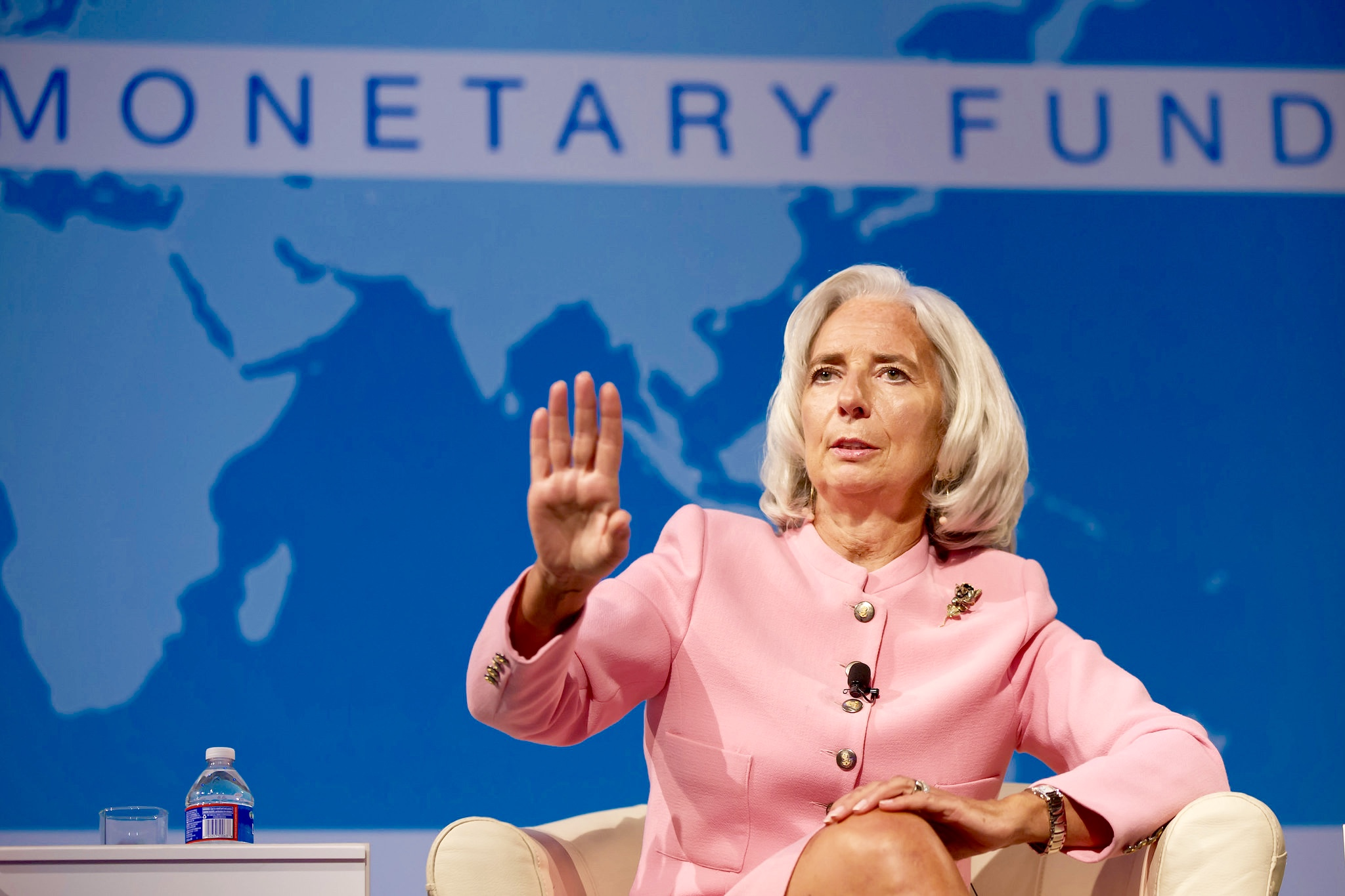 International Monetary Fund CC BY-NC-ND 2.0