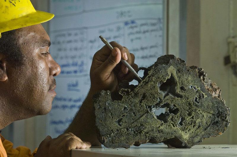 Wereld klaar voor ontginning oceaanbodem mo - Salontafel herbergt de wereld ...