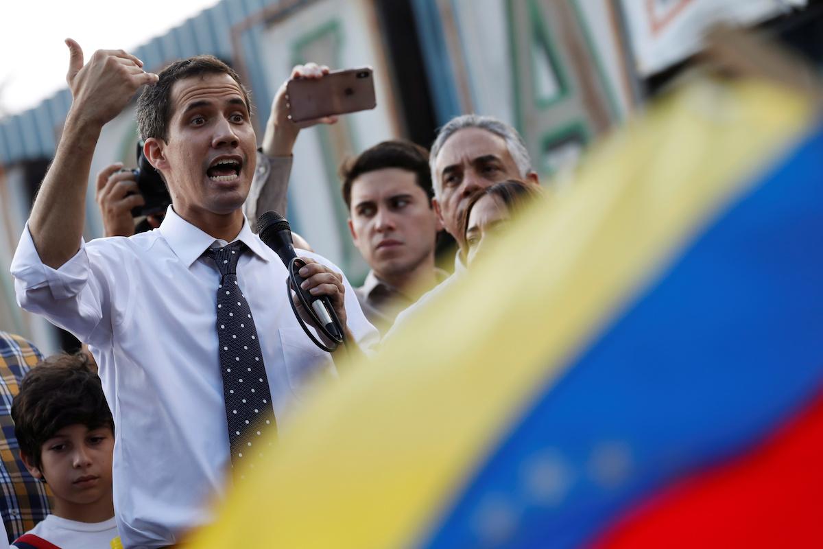 © Reuters / Manaure Quintero