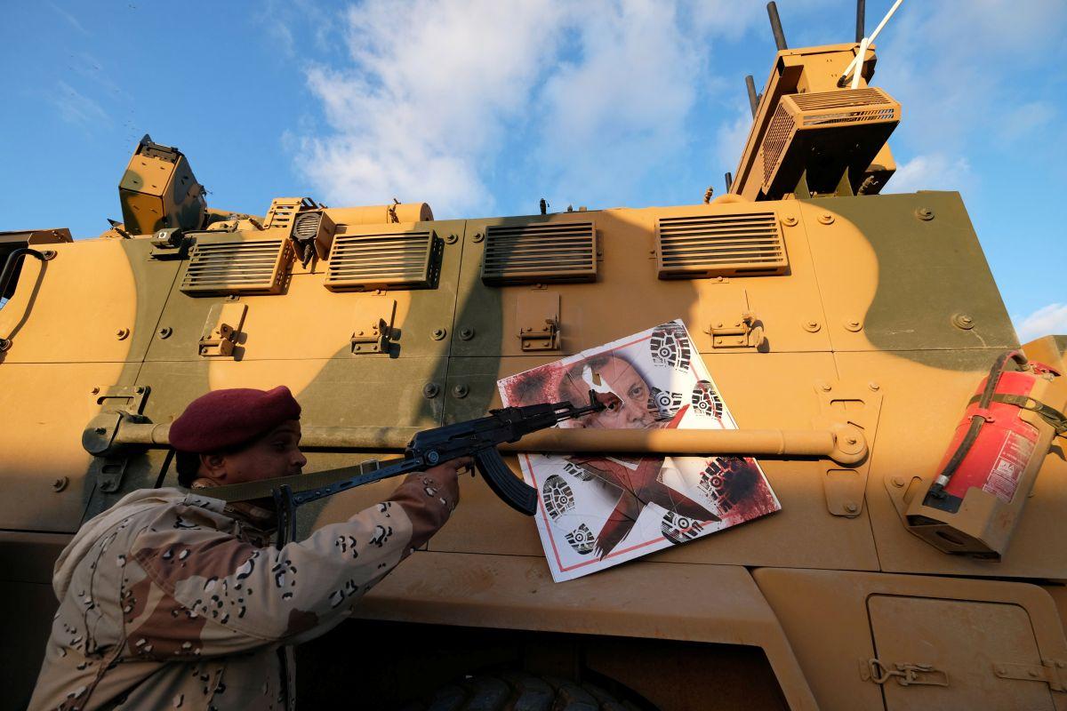 © Reuters / Esam Omran Al-Fetori