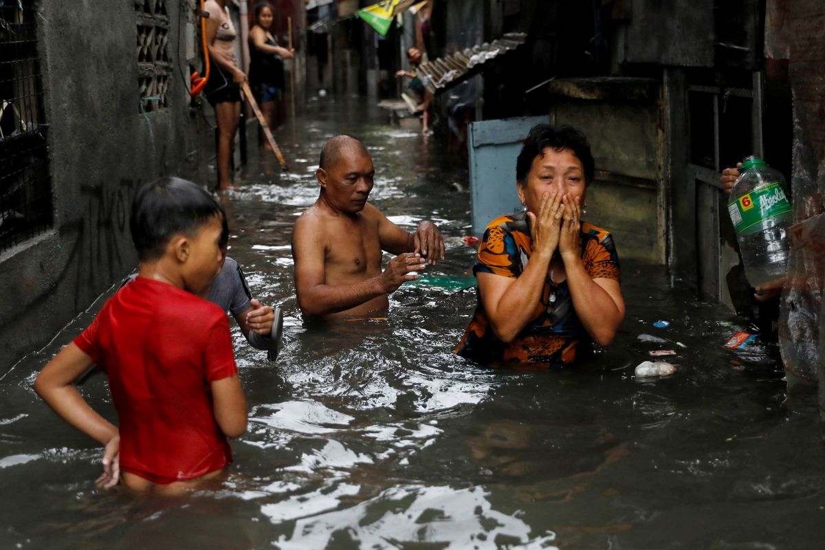 © Reuters / Tindi Tawado