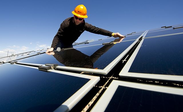 Solar Testing Facility (CCO)
