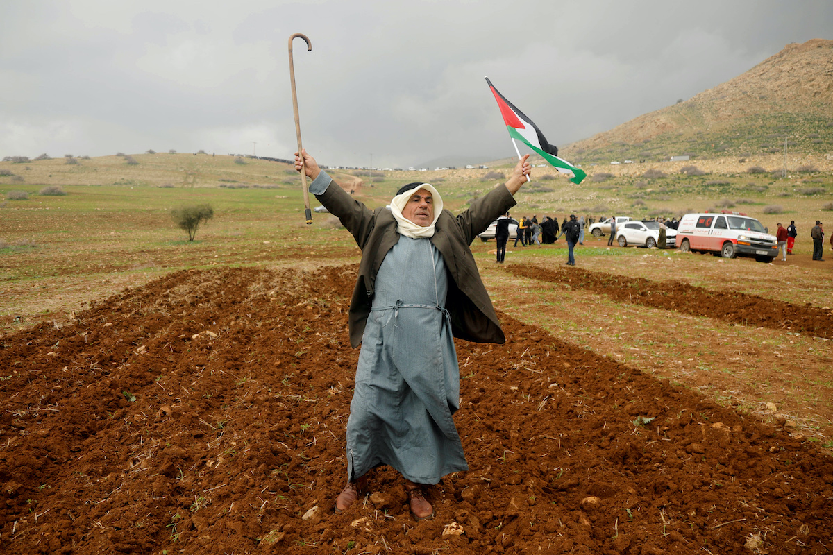 © Raneen Sawafta / Reuters