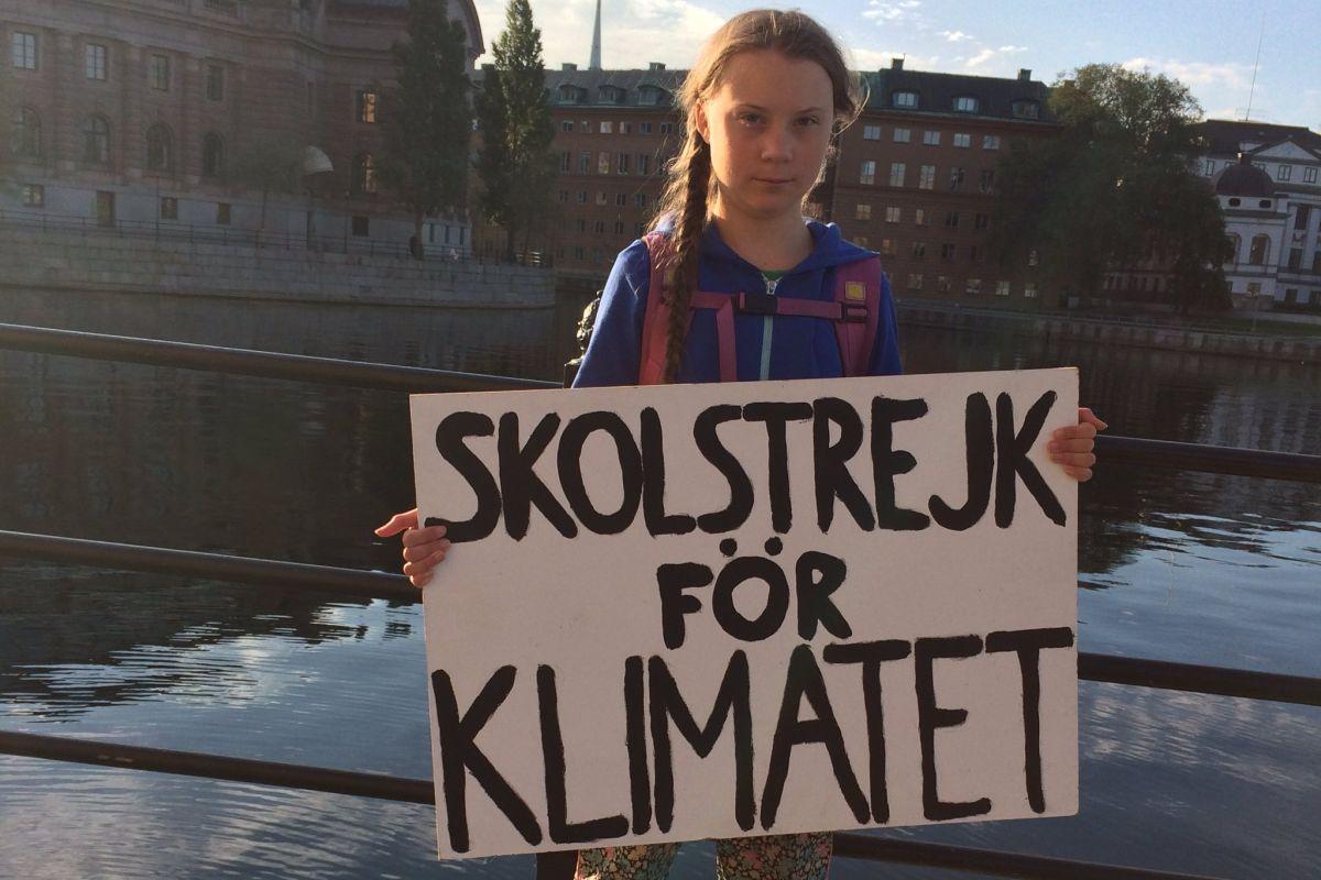 © Greta Thunberg (Twitter)