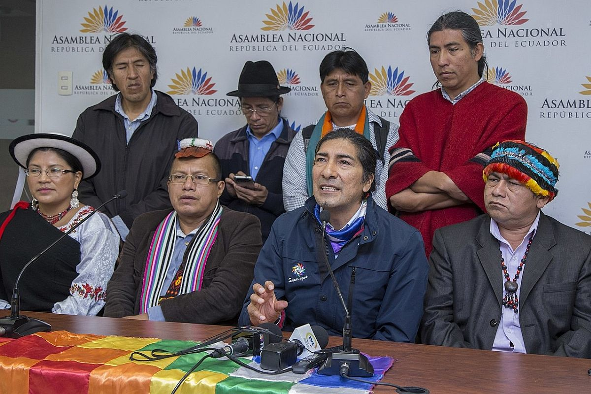 Santiago Armas/Asamblea Nacional / Fllickr (CC BY-SA 2.0)