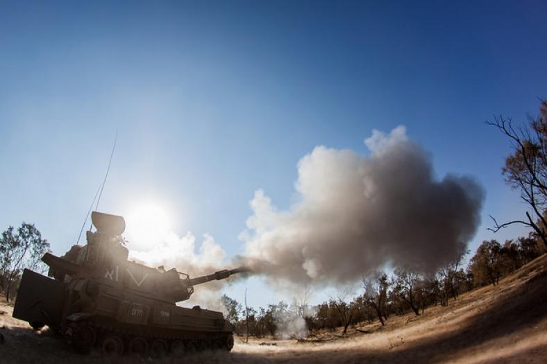 Israel Defense Forces (CC BY-SA 2.0)