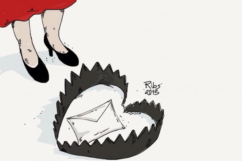 De openbrief van Michel Temer aan Dilma