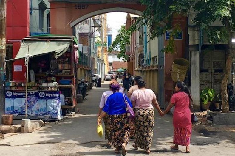 Hele moslimgemeenschap in Myanmar nu gediscrimineerd - MO*