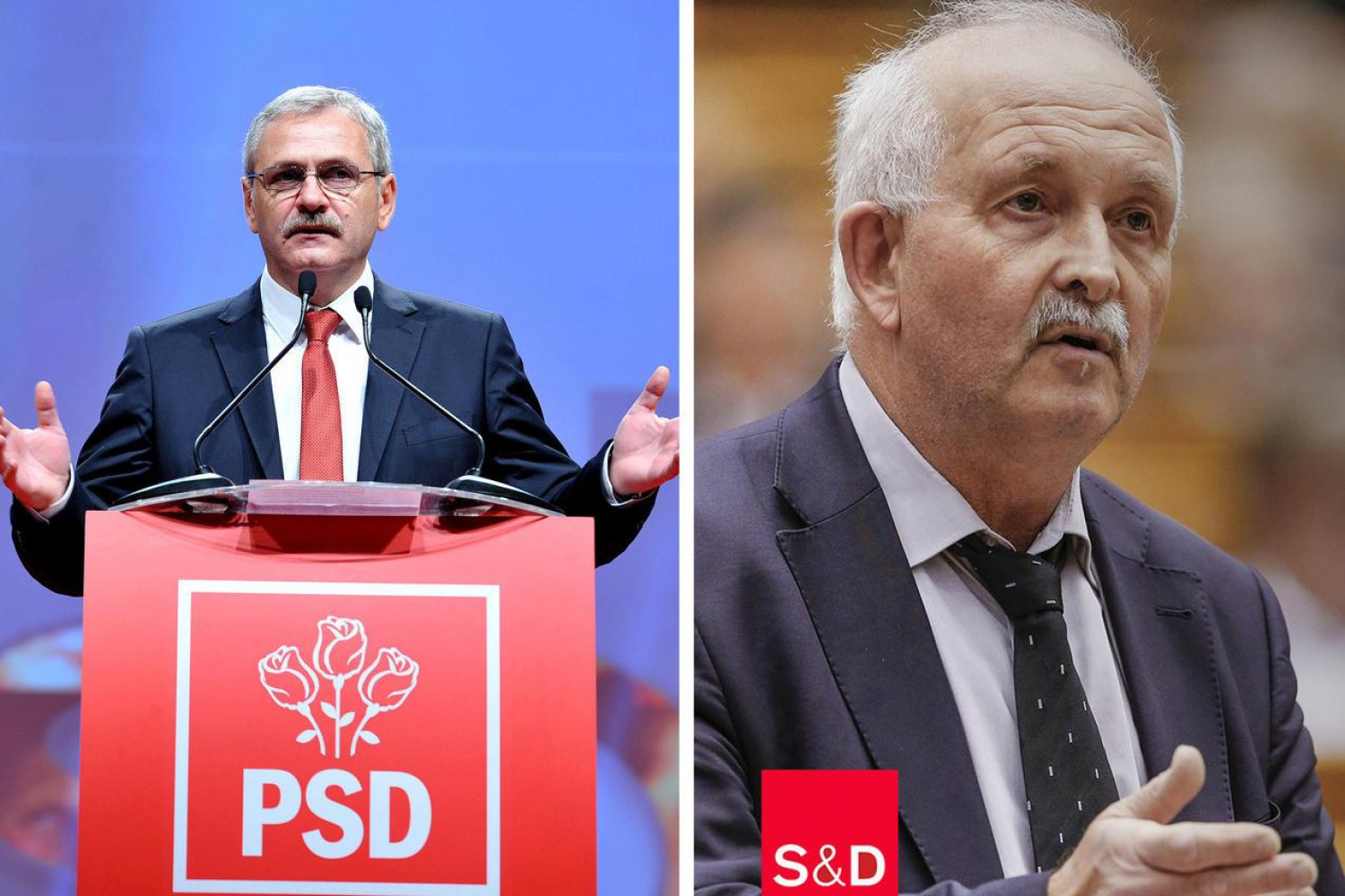 Partidul Social Democrat from Romania (cc-by-2.0) / S&D