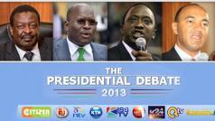 Kenyan Presidential Debate
