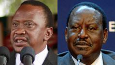 CC Uhuru Kenyatta en WEF
