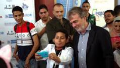Bo Schack, directeur UNRWA-operaties in Gaza