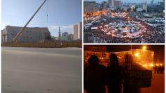 Links: © Auteur bekend bij redactie / Rechtsboven: Jonathan Rashad (CC BY 2.0) / Rechtsonder: Al Jazeera English (CC BY-SA 2.0)