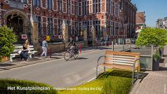 Kunstpleinplan© Studio Schrever