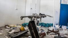 De operatiekamer van het Artsen Zonder Grenzen ziekenhuis in Leer. Het ziekenhuis werd 25 jaar geleden geopend © Michael Goldfarb/MSF