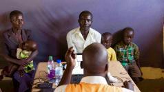 Zuid-Soedanese vluchtelingen in Palorinya, Oeganda, december 2016 ((c) Arne Gillis