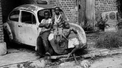 Een van de beelden uit Congo Eza!