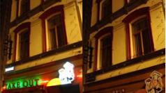 Neonshadows Antwerp
