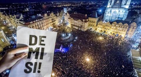 © Milion chvilek pro demokracii