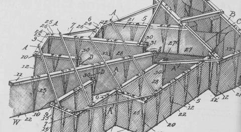English: Why Canneries Should Use the Heckman Floating Fish-Trap, Pacific Fisherman. Annual Review, 1909, Seattle, WA : 1909, p. 64