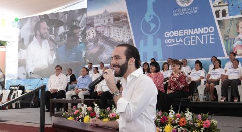 Presidencia El Salvador  CC0 1.0