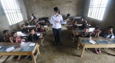 © Reuters / Nguyen Huy Kham