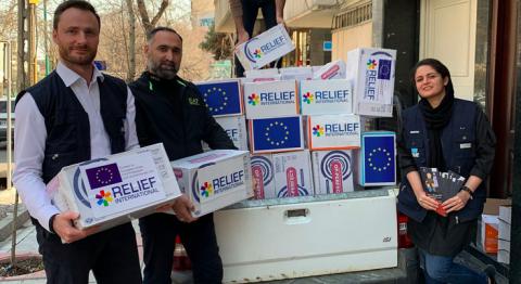 © Relief International