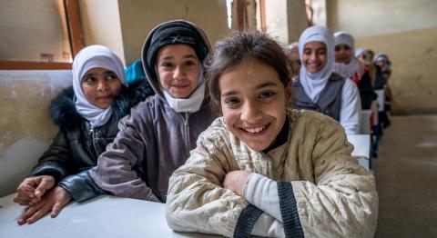 UNDP Iraq / Claire Thomas
