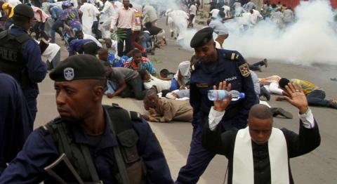 © Reuters / Kenny-Katombe Butunka