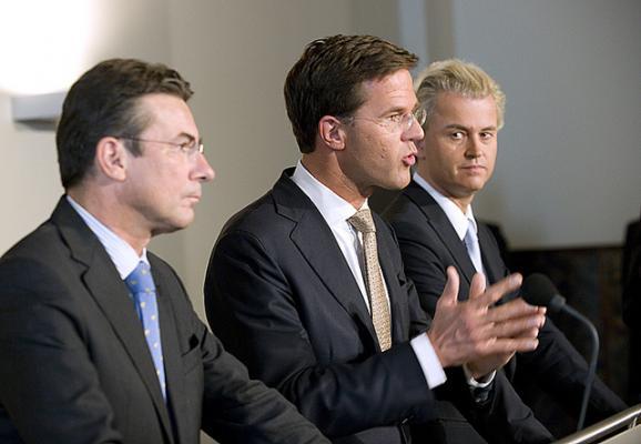 Minister-President Rutte