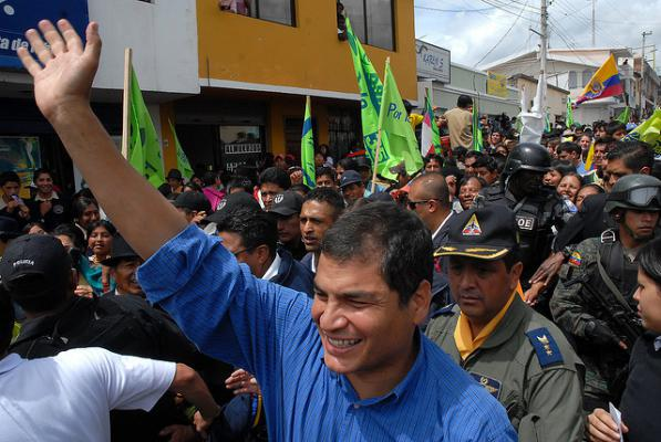 Presidencia de la Republica del Ecuador
