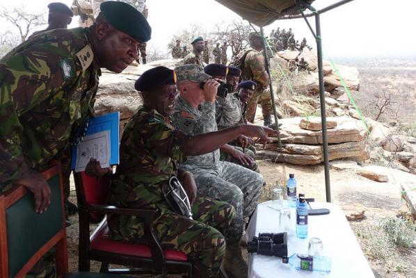 CC US Army Africa