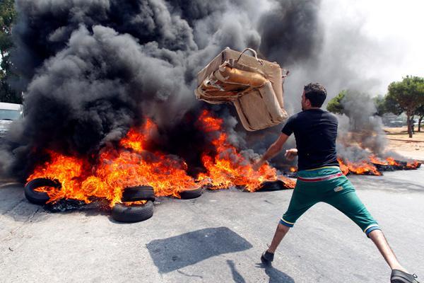 REUTERS/Ali Hashisho