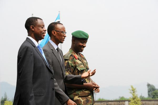 Flickr/Paul Kagame