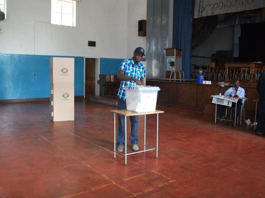 Lenox Mhlanga