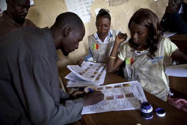 CC UN Mission in Mali