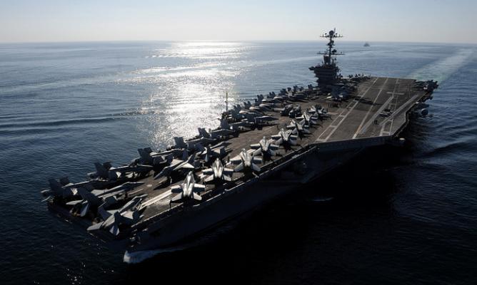 CC USS John C. Stennis