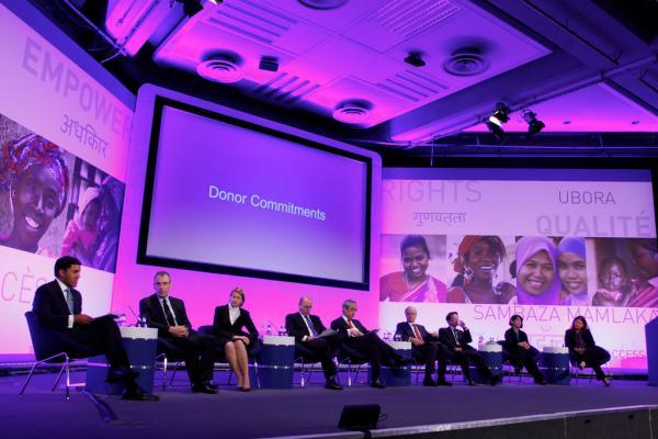 CC DFID – UK Department for International Development