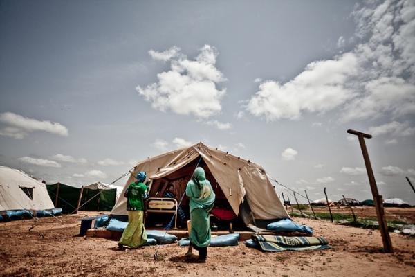 CC flickr / Oxfam International