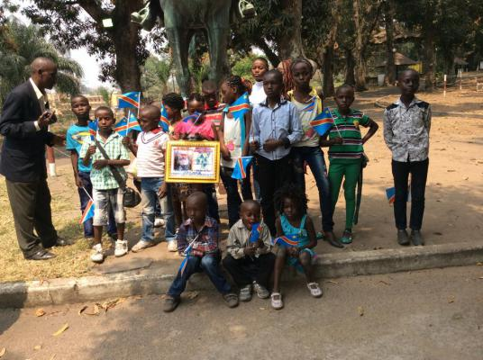 © Institut des Musées Nationaux du Congo