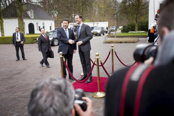 Minister-president Rutte (CC BY 2.0)