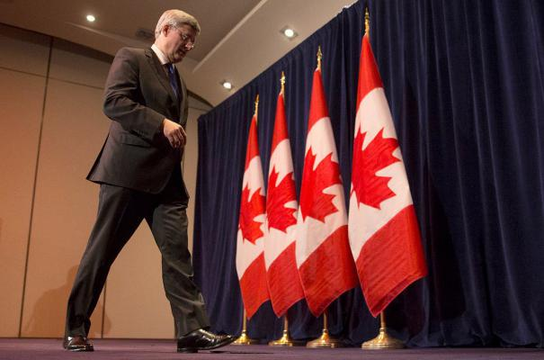 Stephen Harper / Flickr (CC by-nc-nd 2.0)