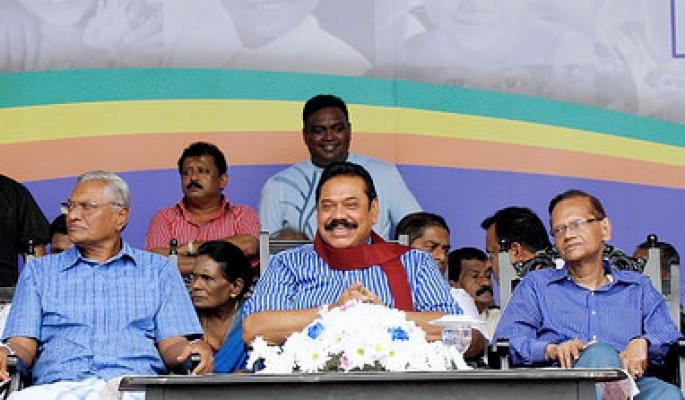Mahinda Rajapaksa CC BY-NC 2.0