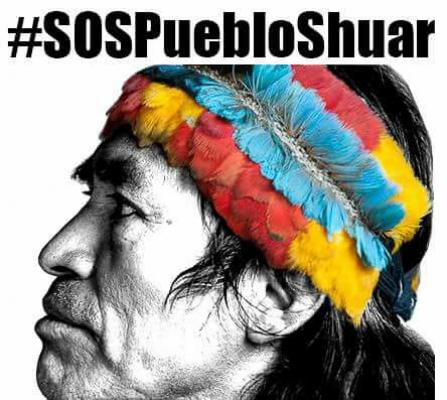 © Sos Pueblo Shuar