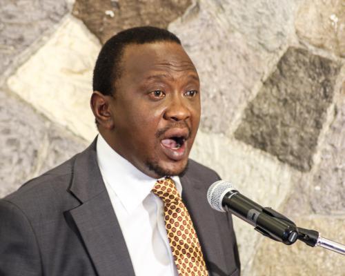 Uhuru Kenyatta (CC BY-NC 2.0)