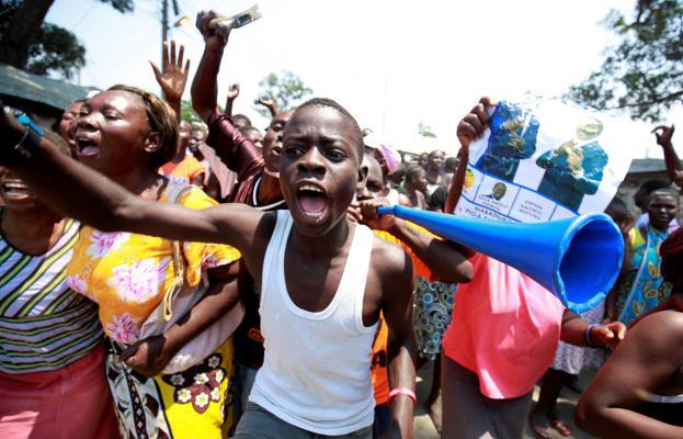 © Joseph Okanga/Reuters
