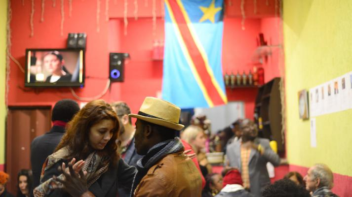 'Fotos festa do Congo no Brás  créditos: Daniela Schmidt