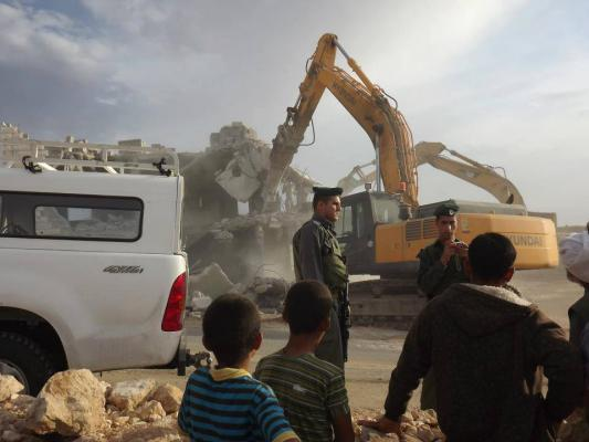 © The Israeli Committee Against House Demolitions (ICAHD)