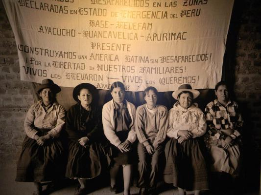 Asociación Nacional de Familiares de Secuestrados, Detenidos y Desaparecidos del Perú (ANFASEP)