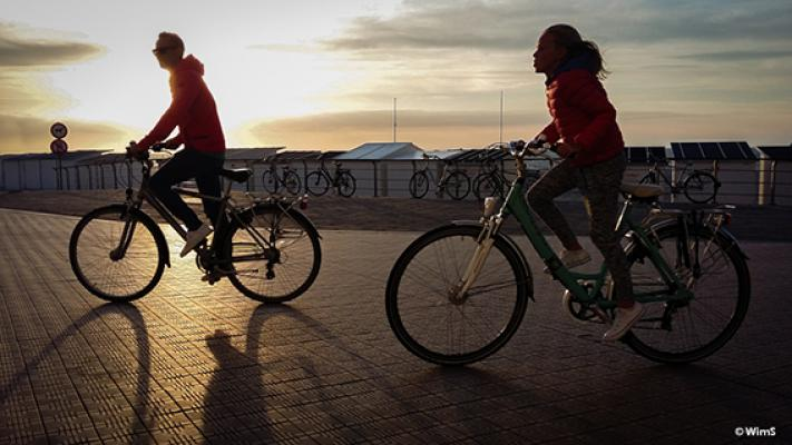 Fietscampagne 'Cycling the City'